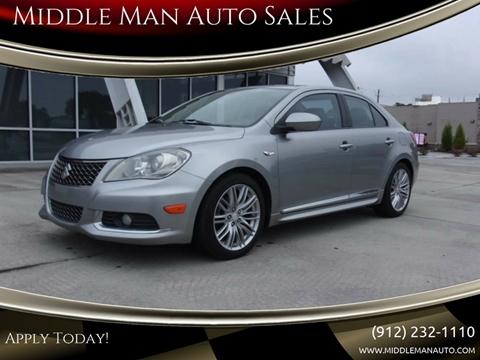 2011 Suzuki Kizashi for sale in Savannah, GA