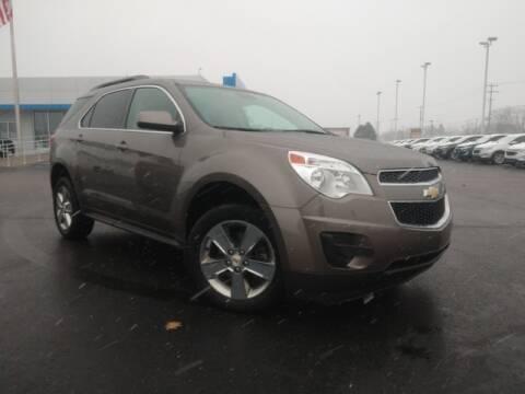 2012 Chevrolet Equinox for sale in Clio, MI