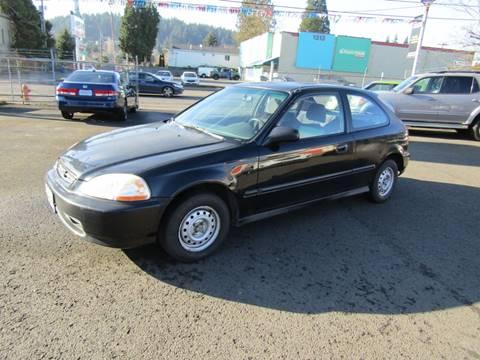 1996 Honda Civic for sale in Portland, OR