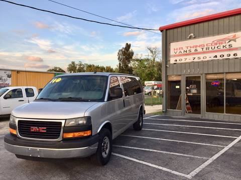 2014 GMC Savana Passenger for sale in Kissimmee, FL