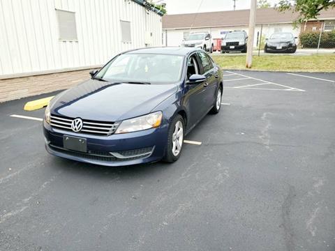 2012 Volkswagen Passat for sale in Arnold, MO