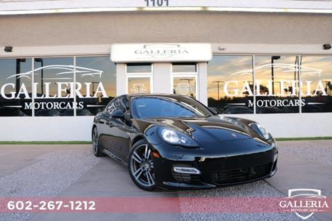 2012 Porsche Panamera for sale in Scottsdale, AZ