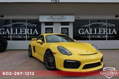 2016 Porsche Cayman for sale in Scottsdale, AZ