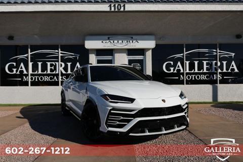 Lamborghini Urus For Sale In Folcroft Pa Carsforsale Com