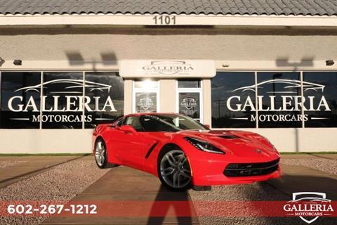 2019 Chevrolet Corvette for sale in Scottsdale, AZ