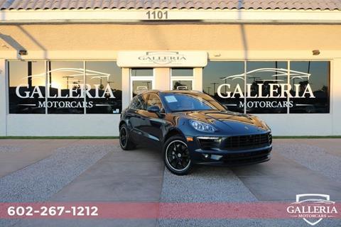2016 Porsche Macan for sale in Scottsdale, AZ