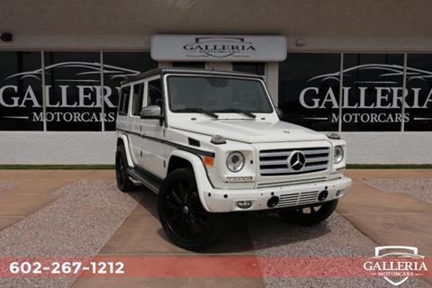 2013 Mercedes-Benz G-Class for sale in Scottsdale, AZ