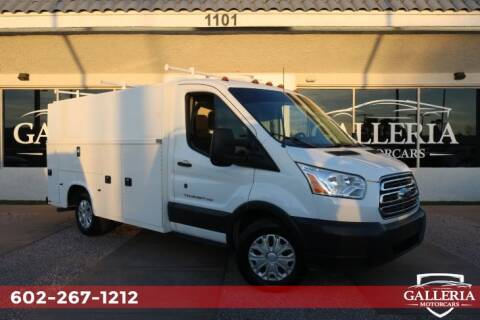 2015 Ford Transit Cutaway 250 for sale at Galleria Motorcars in Scottsdale AZ