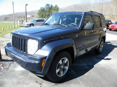 2008 Jeep Liberty for sale in Bimble, KY