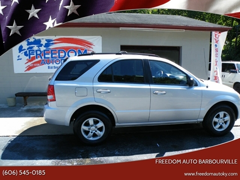 2006 Kia Sorento for sale in Bimble, KY