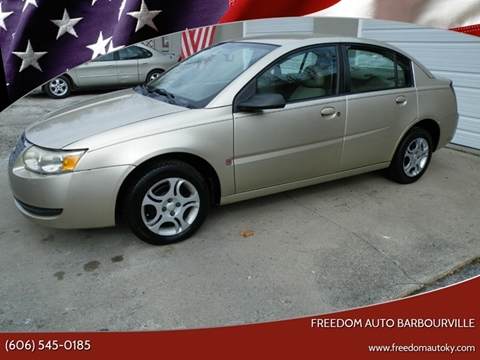 2004 Saturn Ion for sale in Bimble, KY