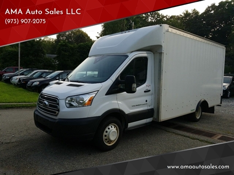 2016 Ford Transit Cutaway for sale in Ringwood, NJ