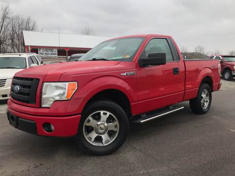 2009 Ford F-150 for sale in Logan, OH