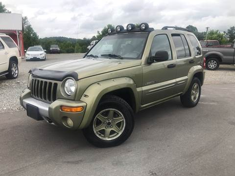 2002 Jeep Liberty for sale in Logan, OH
