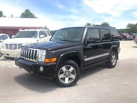 2006 Jeep Commander for sale in Logan, OH