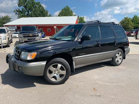 1999 Subaru Forester for sale in Logan, OH