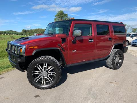 2003 HUMMER H2 for sale in Logan, OH