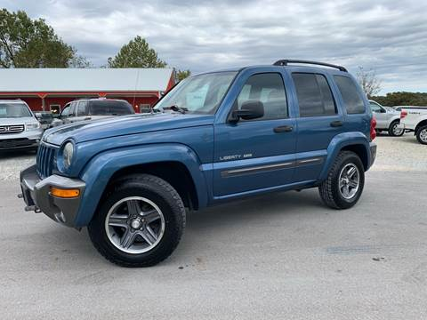 2004 Jeep Liberty for sale in Logan, OH