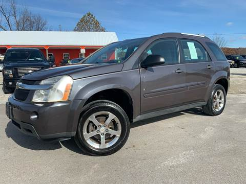 2007 Chevrolet Equinox for sale in Logan, OH
