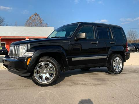 2010 Jeep Liberty for sale in Logan, OH