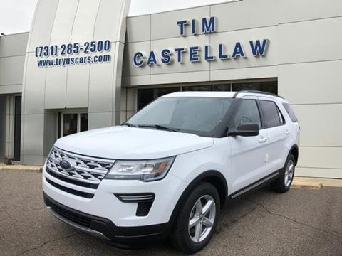 Tim Castellaw Ford >> Ford For Sale in Dyersburg, TN - Carsforsale.com®