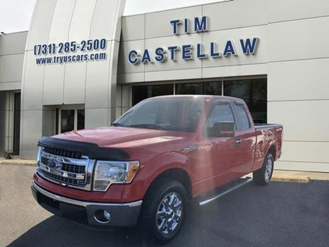 2014 Ford F-150 for sale in Dyersburg, TN