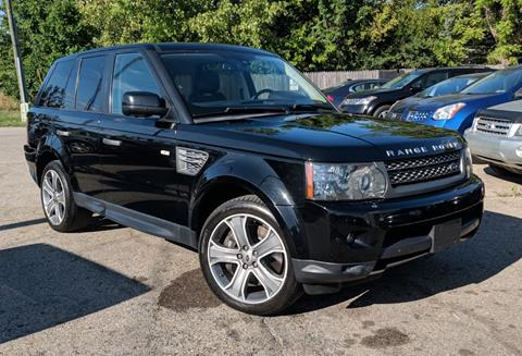 2010 Land Rover Range Rover Sport for sale in Galloway, OH