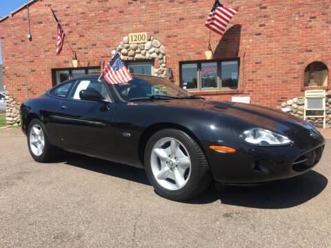 1997 Jaguar XK-Series for sale in Stillwater, MN