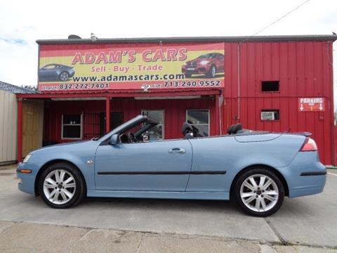2007 Saab 9-3 for sale in Houston, TX
