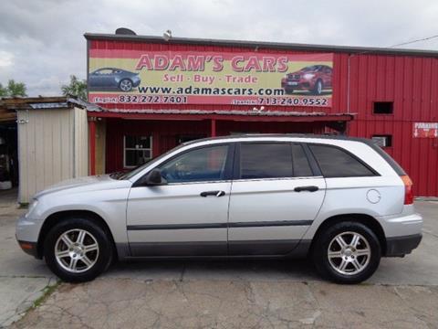 2007 Chrysler Pacifica for sale in Houston, TX