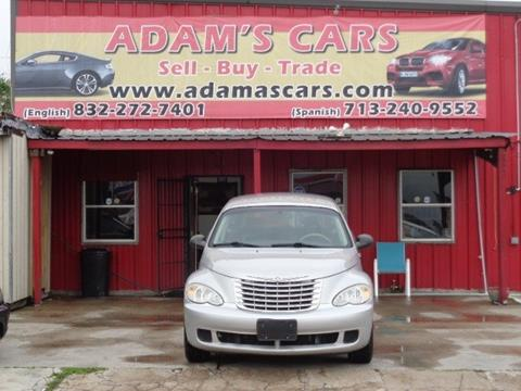 Car Dealerships In Champaign Il >> 2006 Chrysler Pt Cruiser For Sale In Houston Tx