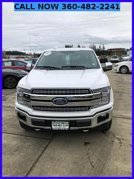 2018 Ford F-150 for sale in Puyallup, WA