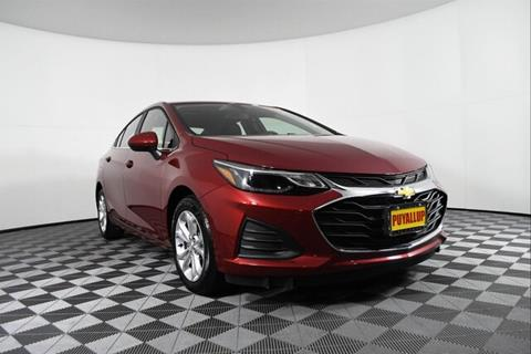 2019 Chevrolet Cruze for sale in Puyallup, WA