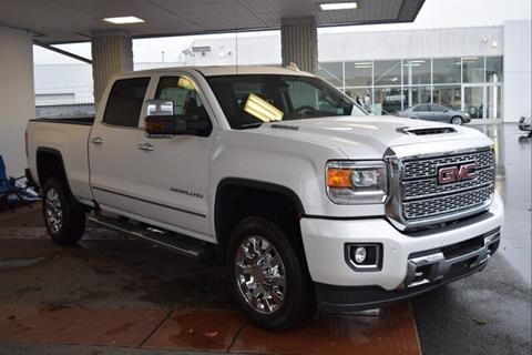 2018 GMC Sierra 2500HD for sale in Puyallup, WA