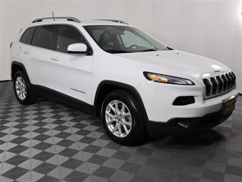 2018 Jeep Cherokee for sale in Puyallup, WA