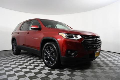 2019 Chevrolet Traverse for sale in Puyallup, WA