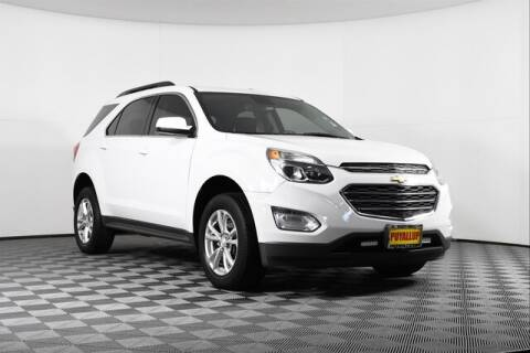 2017 Chevrolet Equinox LT for sale at Washington Auto Credit in Puyallup WA