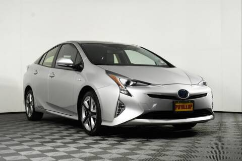 2016 Toyota Prius for sale at Washington Auto Credit in Puyallup WA