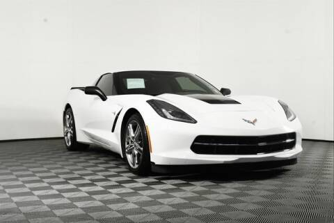 2016 Chevrolet Corvette for sale at Washington Auto Credit in Puyallup WA