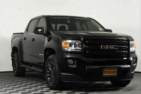 2017 GMC Canyon for sale at Washington Auto Credit in Puyallup WA