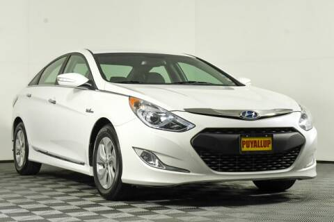 2014 Hyundai Sonata Hybrid for sale at Washington Auto Credit in Puyallup WA