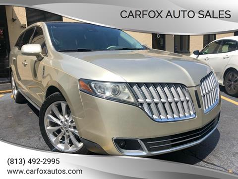 2010 Lincoln MKT for sale in Tampa, FL