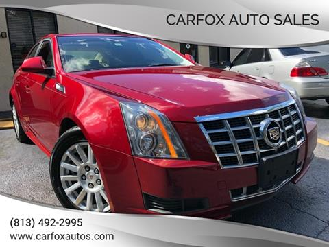 2013 Cadillac CTS for sale in Tampa, FL