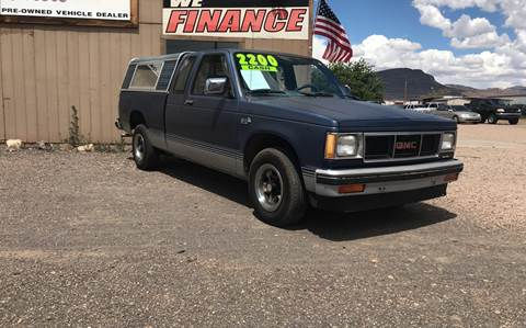 1984 GMC S-15 for sale in Kingman, AZ