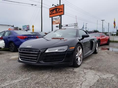 2015 Audi R8 For Sale In Idaho Carsforsale Com