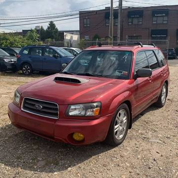 2005 Subaru Forester for sale in Easton, PA