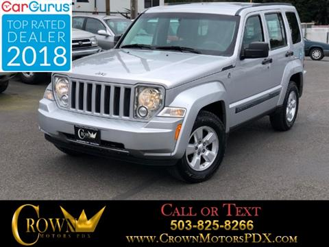 2010 Jeep Liberty for sale in Milwaukie, OR