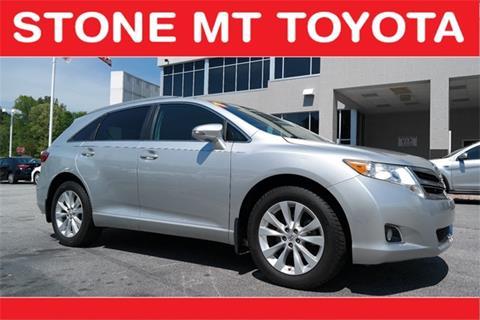 2014 Toyota Venza for sale in Lilburn, GA