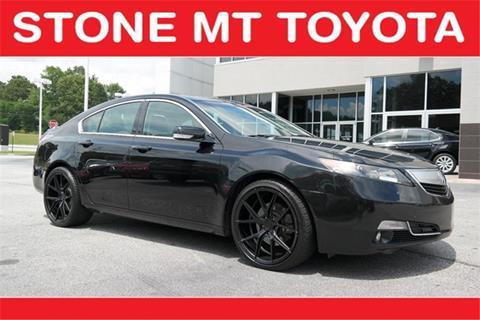 2014 Acura TL for sale in Lilburn, GA