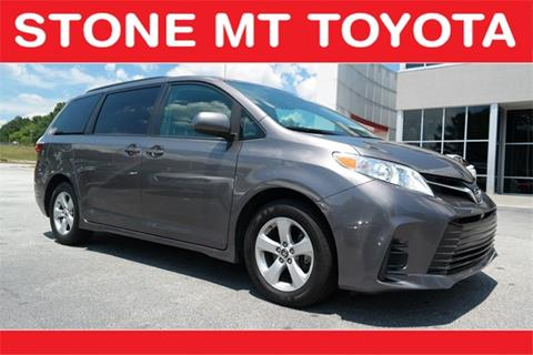 Used Toyota Sienna For Sale >> Used Toyota Sienna For Sale Carsforsale Com